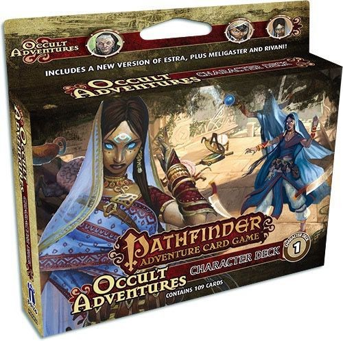Paizo Pathfinder Adventure Card Game: Occult Adventures Character Deck 1
