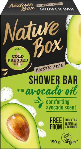 NATURE BOX NATURE BOX Shower Bar Avocado Oil 150g