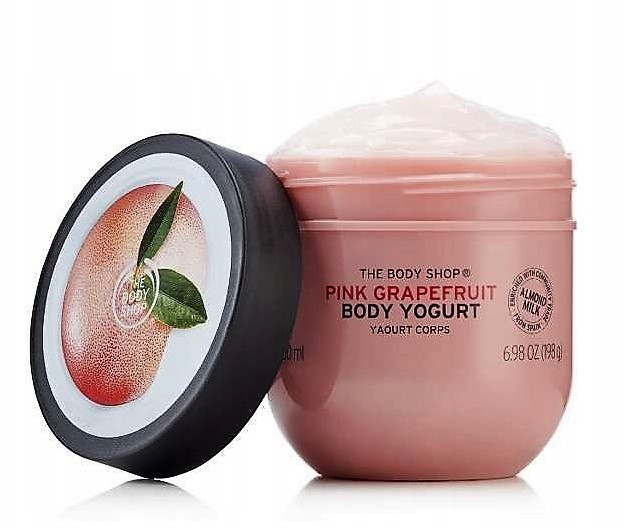 The Body Shop The Body Shop_grapefruit Body YOGURT_jogurt_200 ML