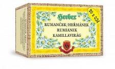 HERBEX Herbex Rumianek 20x2,5g HBX100144