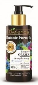 Bielenda Botanic Formula Olej z Czarnuszki + Czystek Kremowy olejek do mycia twarzy 240ml 40055-uniw