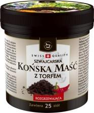Herbamedicus (SZWAJCARIA) Końska maść z Torfem rozgrzewająca 225ml (Szwajcaria) 21HEMKTORP
