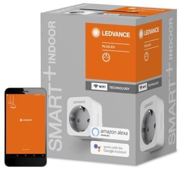 LEDVANCE Gniazdko LEDVANCE Smart WiFi Plug EU 4X LEDV