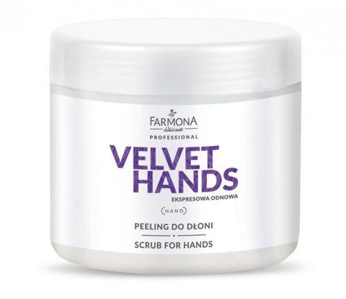 FARMONA PROFESSIONAL FARMONA Velvet Hands Peeling Do Dłoni 550g EKS2001