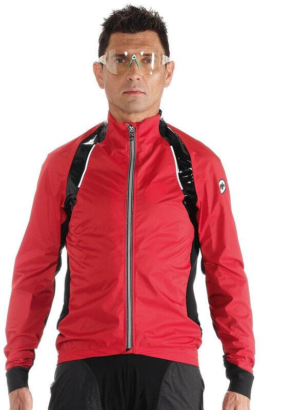 Assos RS.sturmPrinz EVO Kurtka Mężczyźni, national red L 2020 Kurtki MTB 13.32.327.47.L