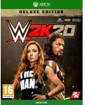 WWE 2K20 Deluxe Edition (GRA XBOX ONE)