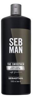 Sebastian Professional Sebastian Professional Man The Smoother Rinse-Out Conditioner odżywka do wszystkich rodzajów włosów 1000 ml