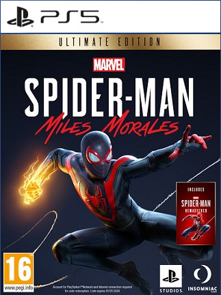 Marvel's Spider-Man: Miles Morales Ultimate Edition (GRA PS5) wersja cyfrowa