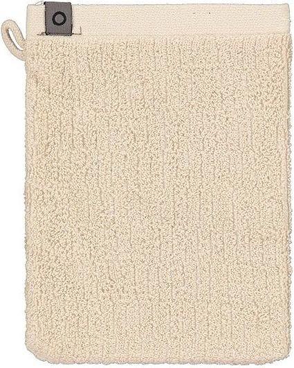 Essenza Rękawica kąpielowa Connect Organic Lines taupe 401065-200-002