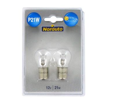 NORAUTO Żarówki P21W Norauto 2szt. 12740