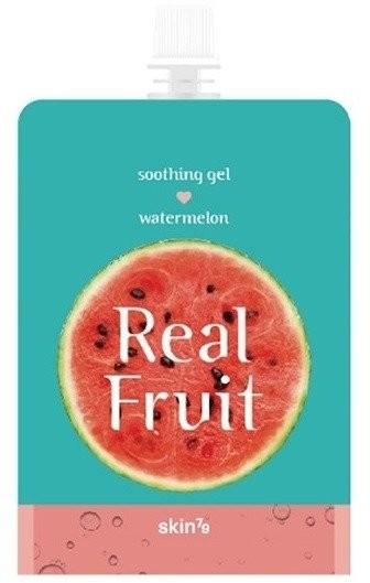 SKIN79 Skin79 Real Fruit Soothing Gel Watermelon Nawilżająco-łagodzący żel do mycia ciała 300g 45394-uniw