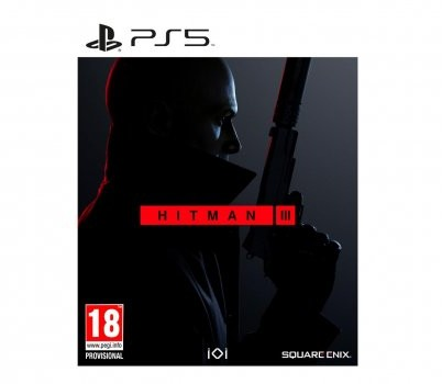 Hitman 3 (GRA PS5)