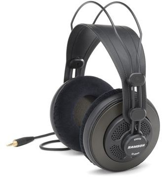 Samson SR850 - Profesjonalne słuchawki studyjne (para) 16419