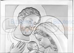 Beltrami Obrazek BC6435/3 Święta Rodzina 16 x 16 cm 6789-uniw