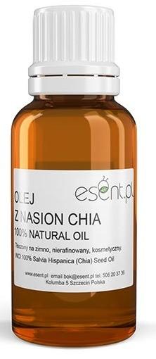Esent Esent Olej z Nasion Chia 20ml ES01-0031