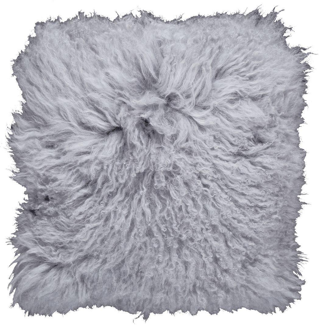 Eskimo Poduszka dekoracyjna Eskimo Mongolian Grau - Grau