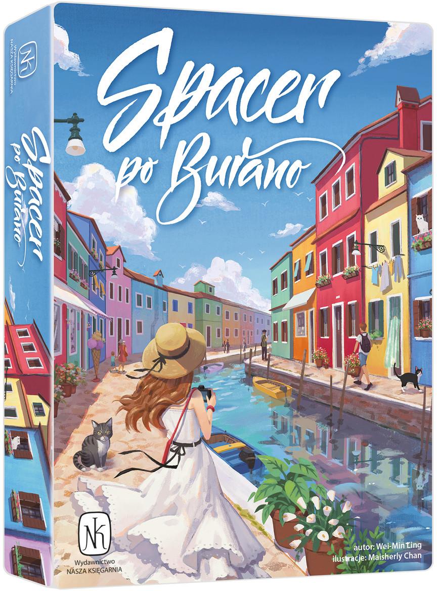 Nasza Księgarnia Spacer po Burano