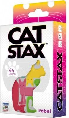 Rebel Gra Cat Stax edycja polska
