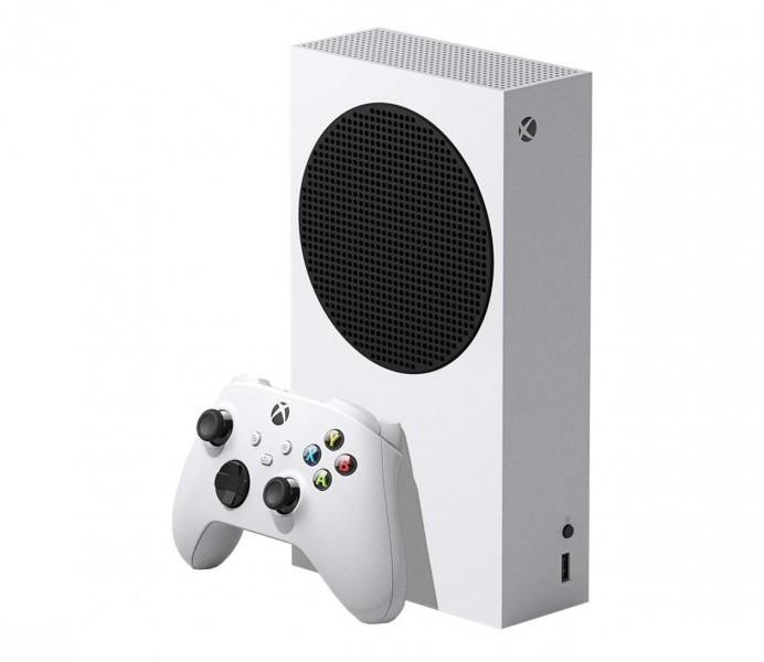 Microsoft Xbox Series S 512GB Biały