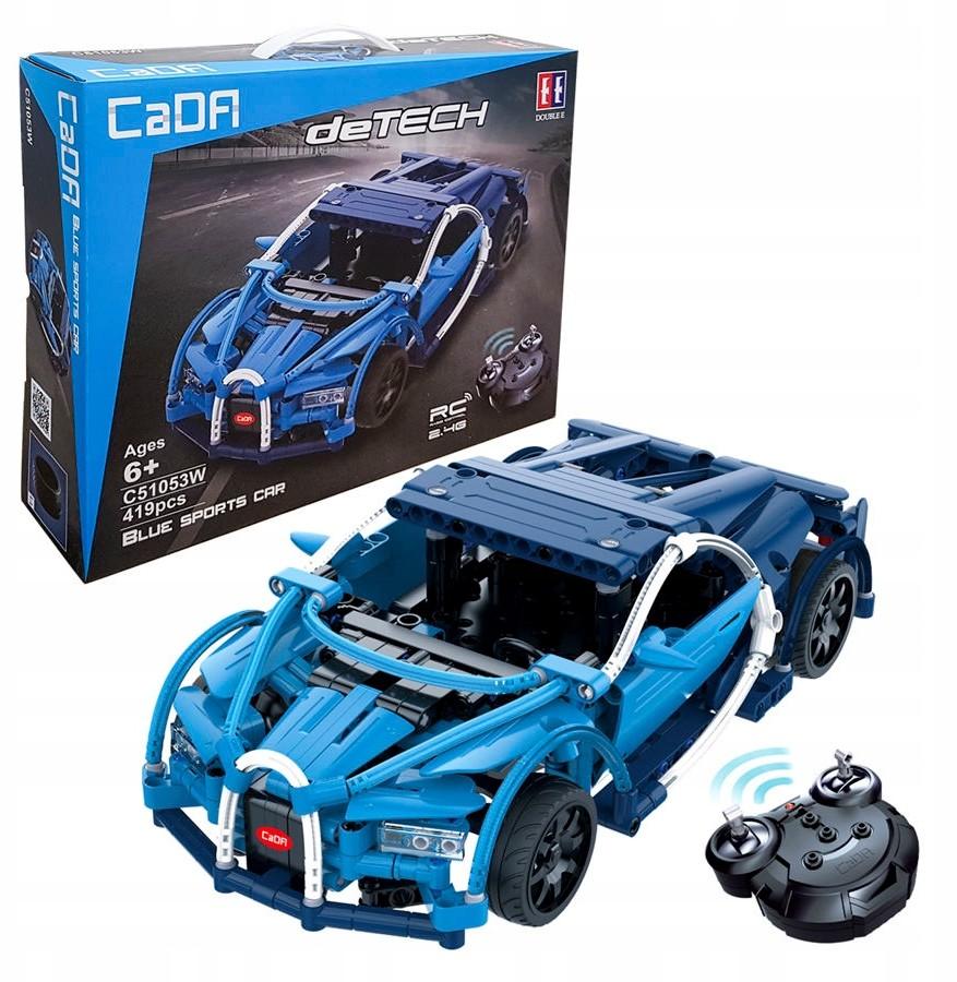 Klocki Kompatybilne z Lego Technic Bugatti Rc 419e