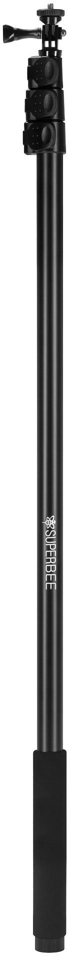 Superbee Superbee Ramię teleskopowe SUPERBEE GEP300 300 cm) Czarny