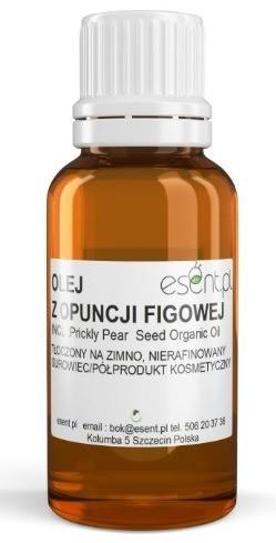 Esent Esent Olej z Opuncji Figowej Nierafinowany 20ml ES01-0012