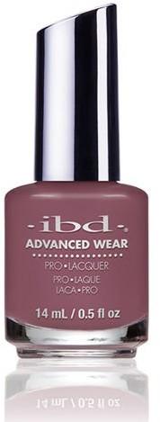 IBD Advanced Wear Color Smokey Plum - 14ml 65373