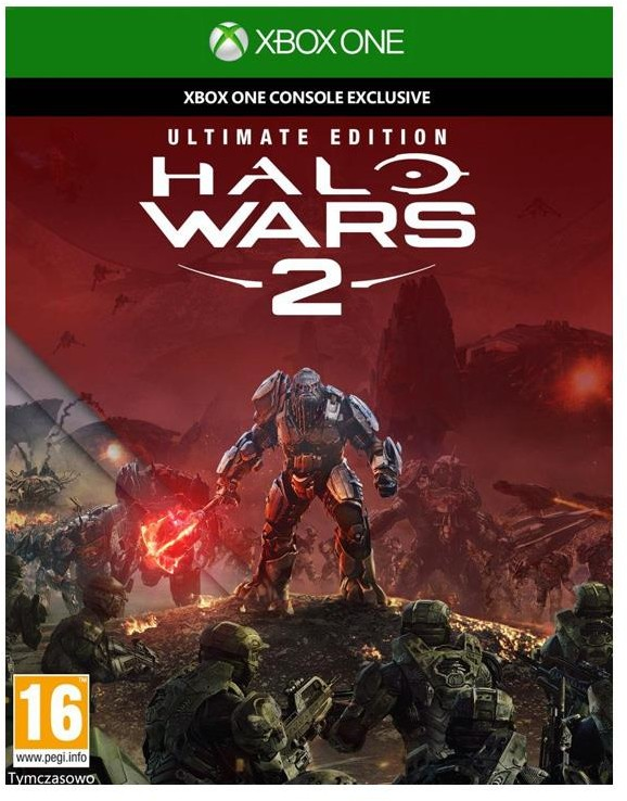 Halo Wars 2 Ultimate Edition (GRA XBOX ONE)