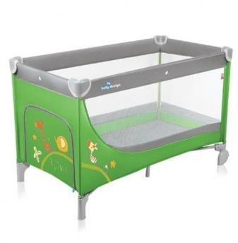 Baby Design Simple New Zielony 04