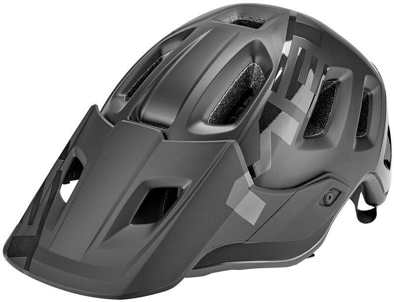 MET Roam Kask rowerowy, matt black L 58-62cm 2020 Kaski MTB