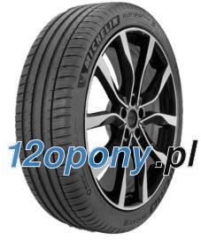 Michelin Pilot Sport 4 SUV 275/50R19 112Y