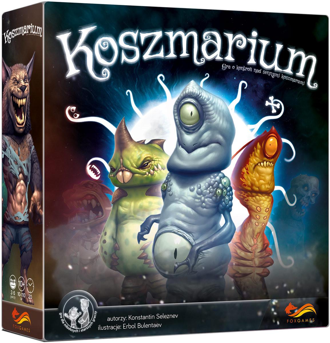 FoxGames Koszmarium
