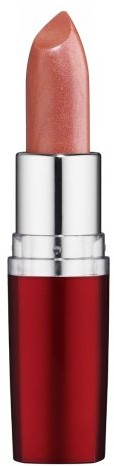 Maybelline New York Make-Up Lippenstift Moisture Extreme Lipstick Sweet Nectarine/błyszczący Czerwony z melonigem zapach Pomarańczowy, 1X 5G B06131