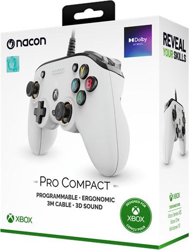 MICROSOFT Pro Compact Controller - White