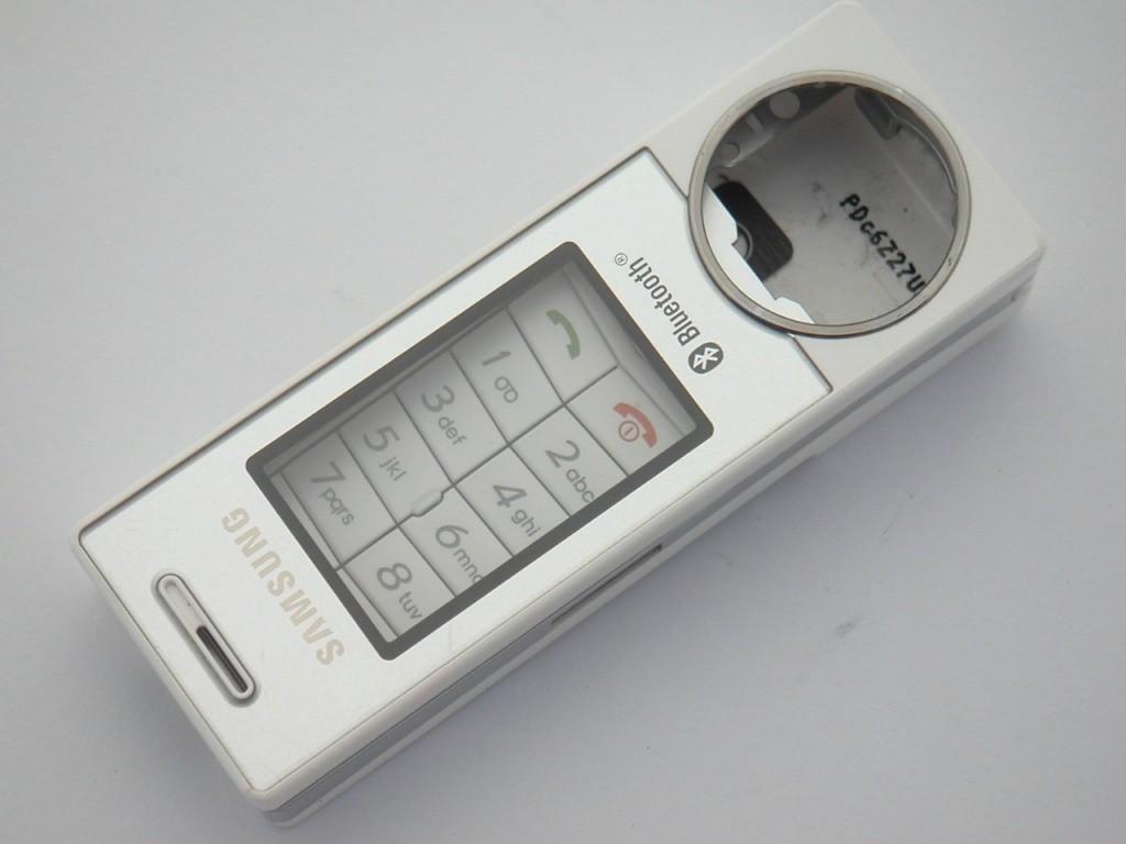 Samsung X830 Obudowa komplet Biała Grade B 462-uniw