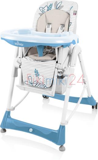 Baby Design Bambi Niebieski 03