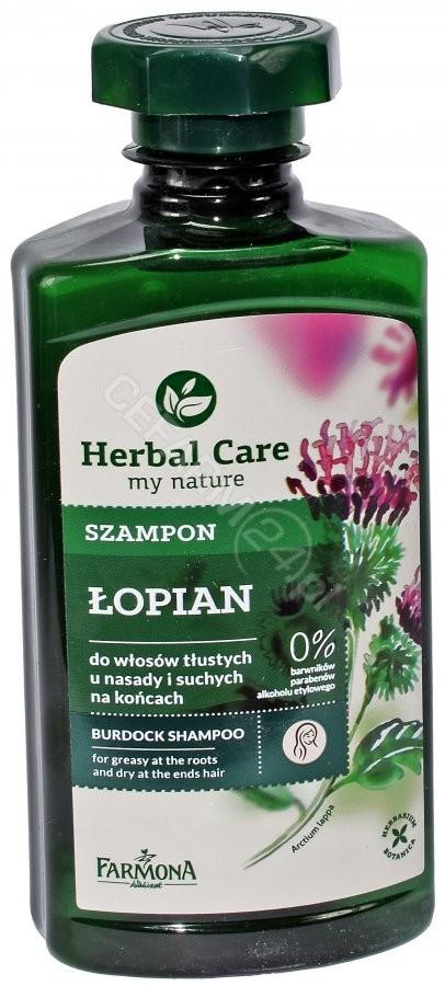 Farmona herbal care szampon łopianowy 330 ml