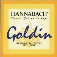 Hannabach 652722) 725MHT struna do gitary klasycznej medium/heavy) H2