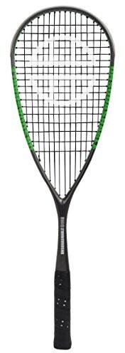 Unsquashable Rakieta do squasha Inspire Y-6000 firmy Long-String, 100% carbon4, sportowa działała-Racket, model 2017 2018,,,,, 296168, szary, jeden rozmiar 296168