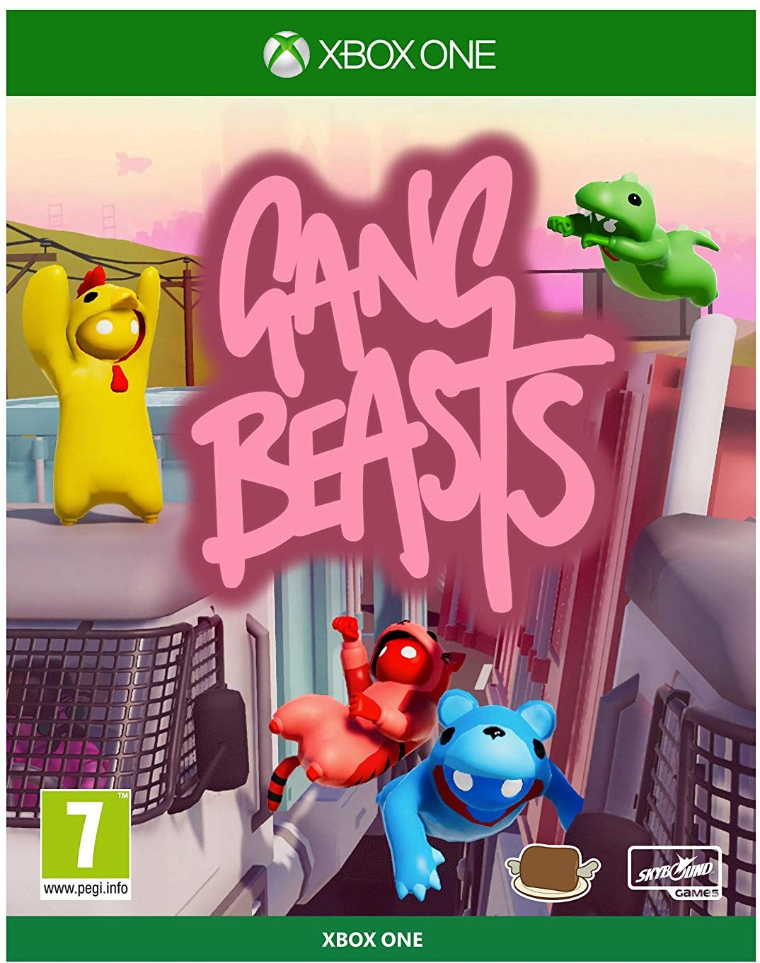 Gang Beasts (GRA XBOX ONE)