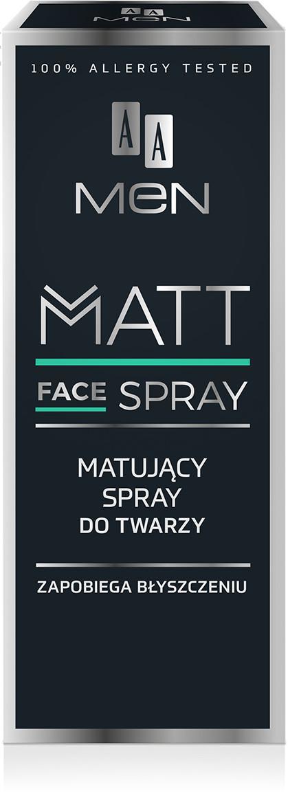Oceanic AA MEN Spray matujący do twarzy 30 ml