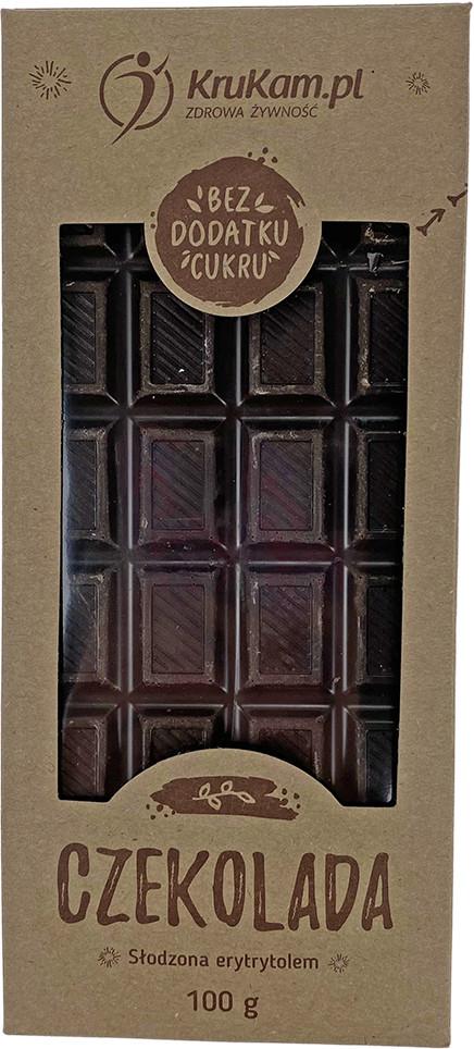Octo chocolate Czekolada z morwą, kawą i migdałami 100g RAW - BIO
