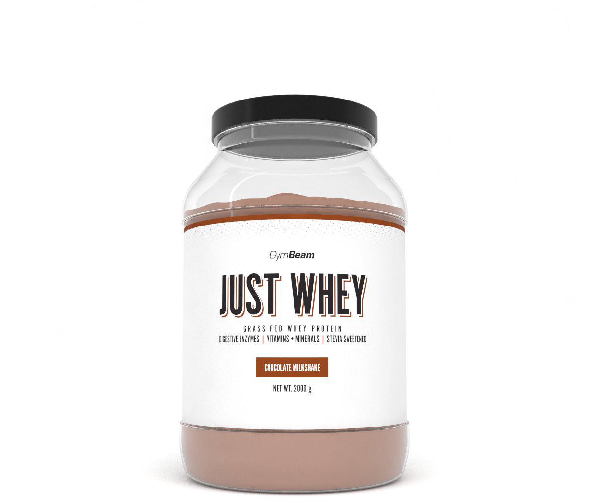 Whey GymBeam Białko Just 1000 g