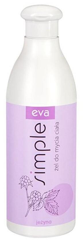 Pollena Eva Eva Simple Żel do mycia ciała z jeżyną 500 ml 500 ml | SZYBKA WYSYŁKA!