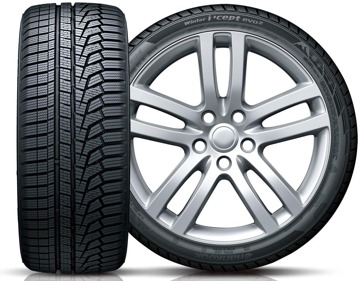 Hankook Winter I*cept Evo 2 W320A 245/40R18 97V
