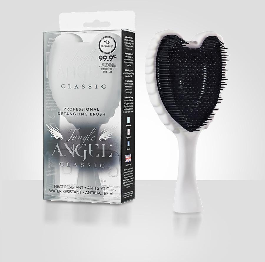 Tangle Angel Tangle Angel Classic szczotka do włosów biała