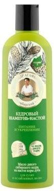 Pierwoje Reszenie Receptury Babci Cedrowy szampon-napar Odżywienie i wzmocnienie - Receptury Babci Cedrowy szampon-napar Odżywienie i wzmocnienie - Receptury Babci