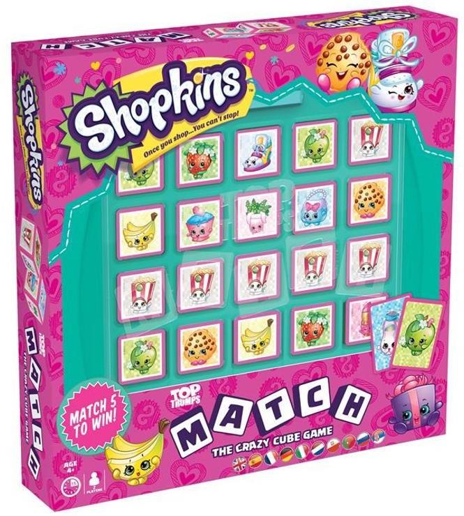 Winning Moves Match Shopkins