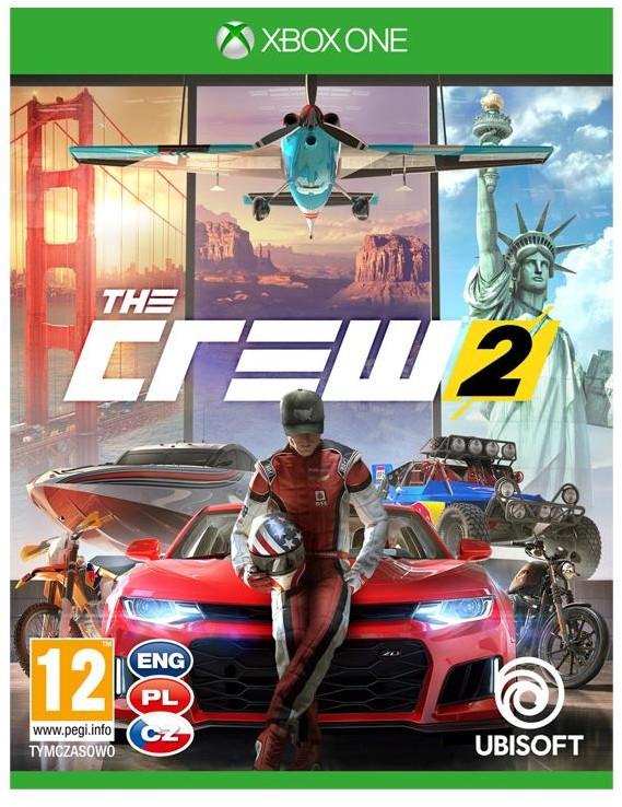 The Crew 2 (GRA XBOX ONE)