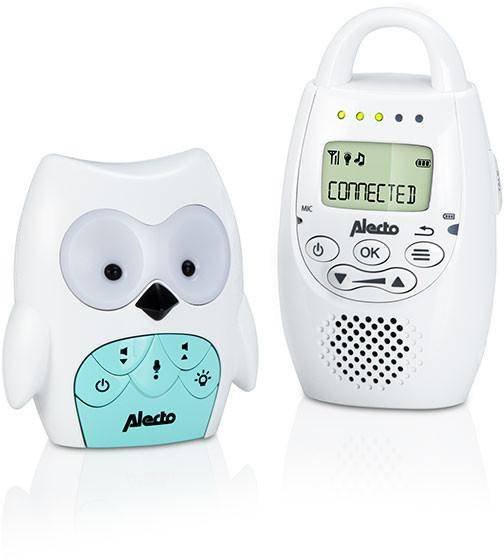 Alecto DECT dětská chůvička OWL dbx 84